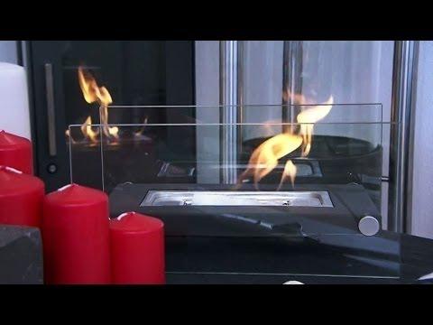 Bioethanol-Kamine im Test - Welt der Wunder